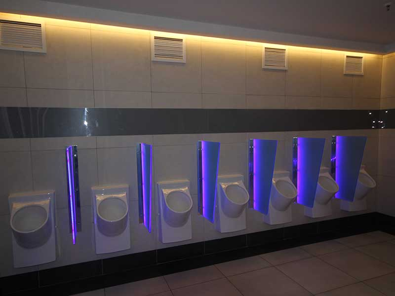 Toilet Cubicle Systems