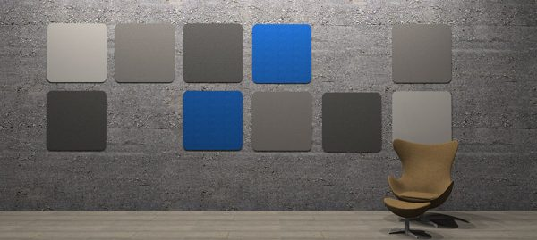 Adhesive Wall and Ceiling Panels Icon