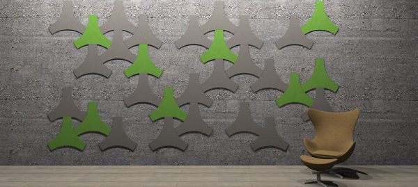 Adhesive Wall and Ceiling Panels Stitch