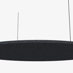 Acoustic Baffles 1200 Flat Round