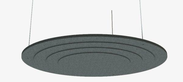 Acoustic Baffles 1200 Stepped Circle