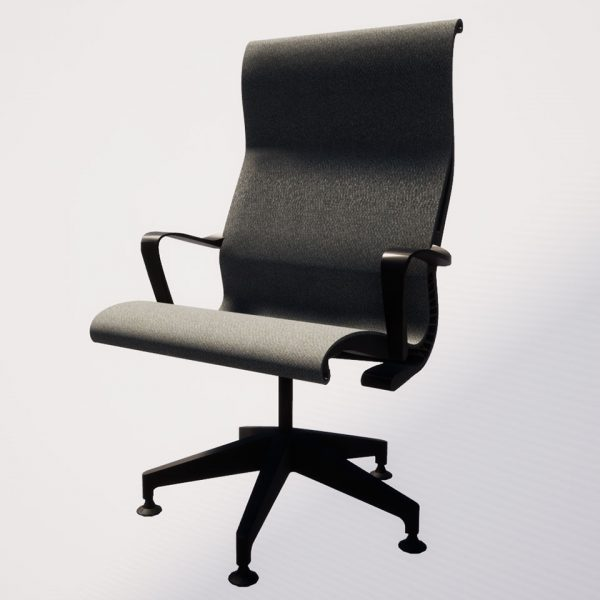 Exo Skeleton Components Office Chair